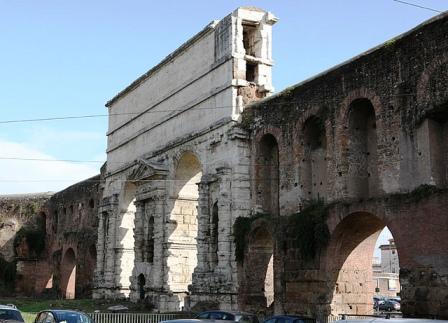 Roman technology - Rome porta maggiore ...